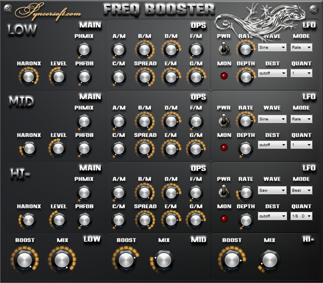 Freq Booster
